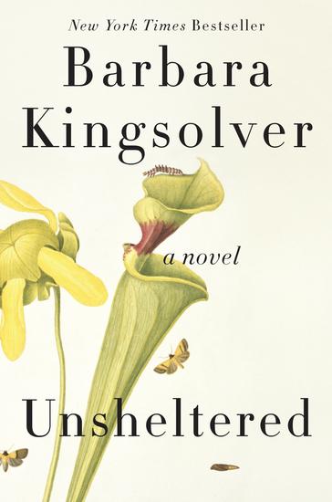 Unsheltered - A Novel - cover