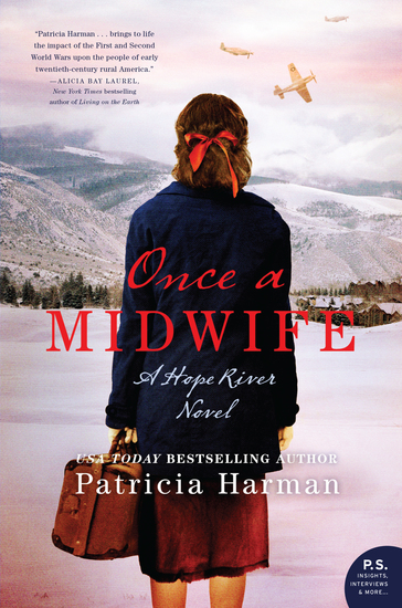 Once a Midwife - A Hope River Novel - cover