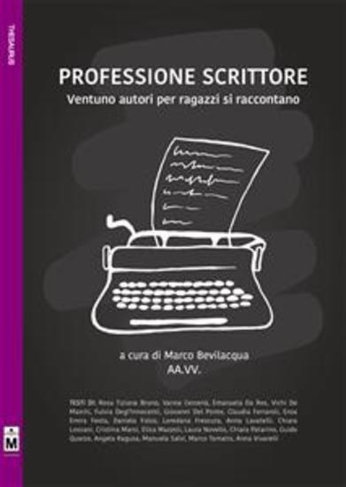 Professione scrittore - cover