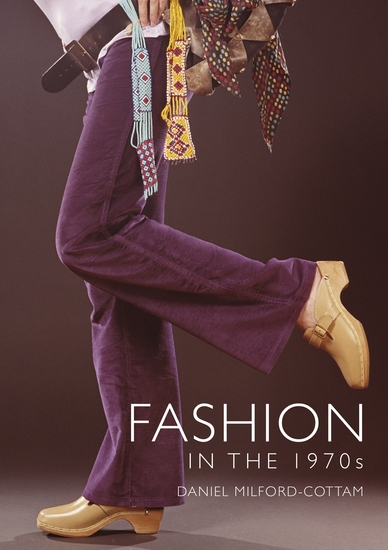 Fashion in the 1970s - cover