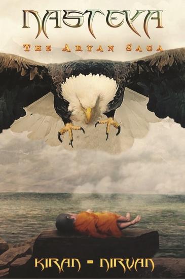 Nasteya - The Aryan Saga - cover