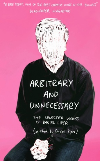 Arbitrary and Unnecessary - cover
