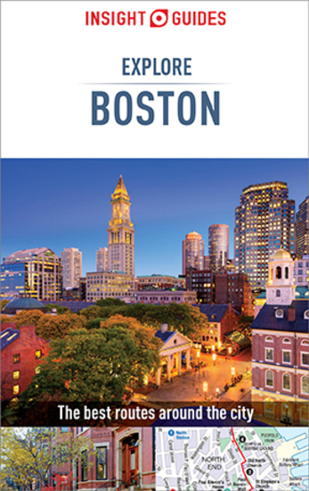 Insight Guides Explore Boston (Travel Guide eBook) - cover