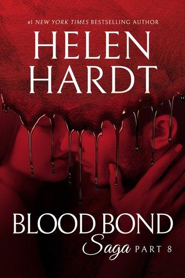 Blood Bond: 8 - cover