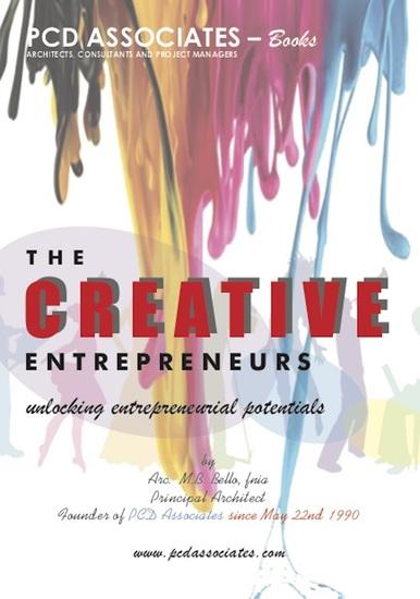 The Creative Entrepreneurs - cover