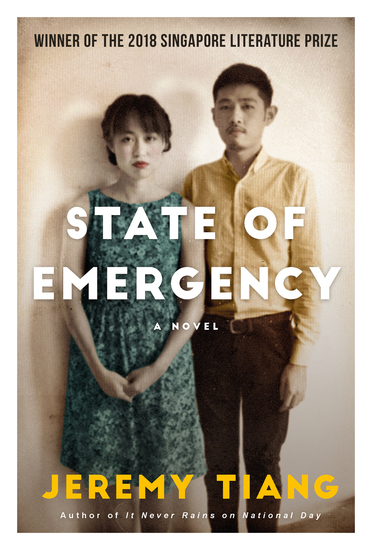 State of Emergency: A Novel - cover