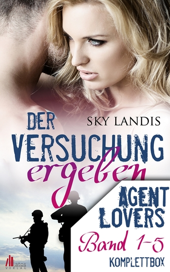 Agent Lovers Sammelband: Die komplette Serie Band 1-5 - cover