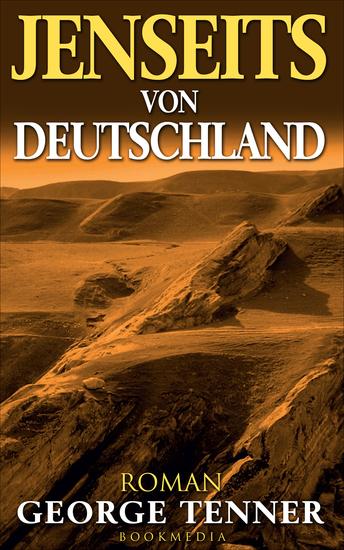 Jenseits von Deutschland - Roman - cover