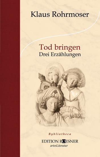 Tod bringen: Drei Erzählungen - cover