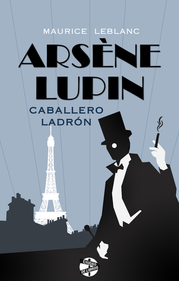 Arsène Lupin caballero ladrón - cover