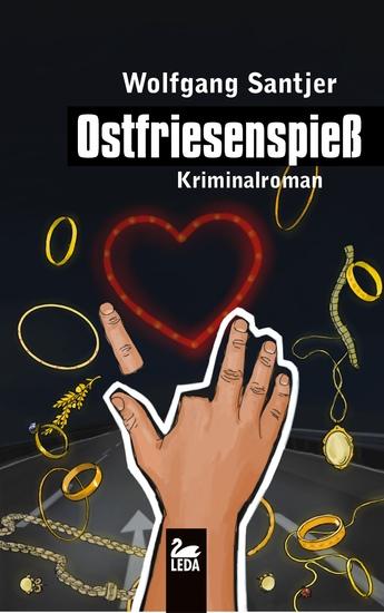 Ostfriesenspieß: Kriminalroman - cover