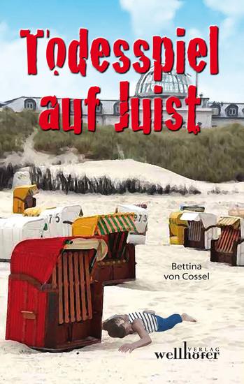 Todesspiel auf Juist: Ostfrieslandkrimi - cover