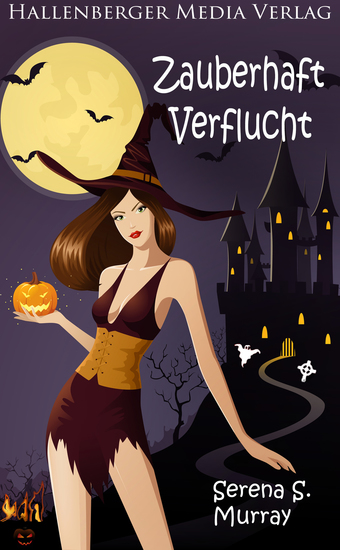 Zauberhaft Verflucht - BeWitchED Band 3 - cover