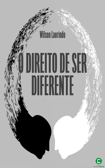 O direito de ser diferente - cover