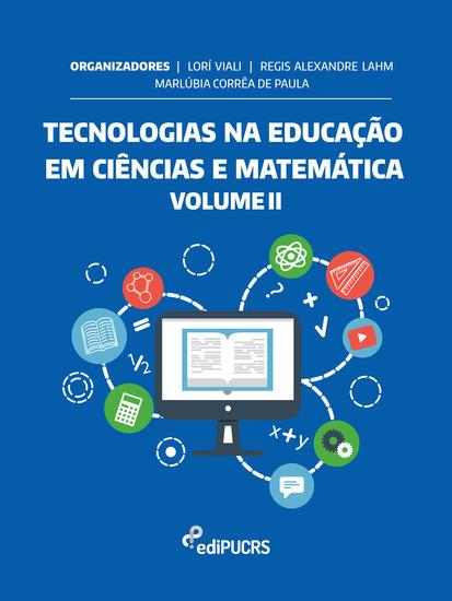 Tecnologias na educação em ciências e matemática II - cover