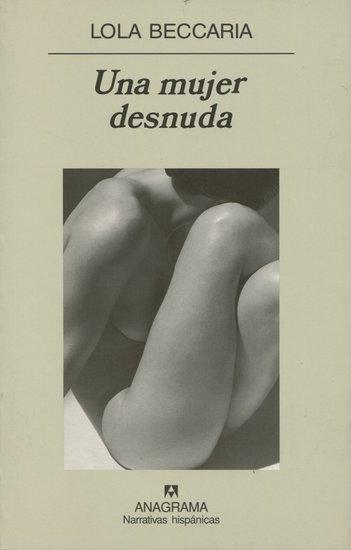 Una mujer desnuda - cover