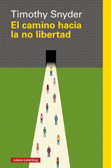 El camino hacia la no libertad - cover