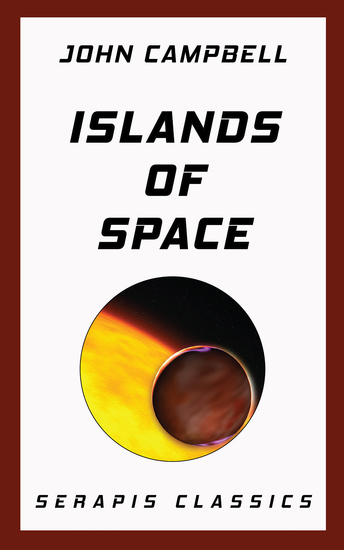 Islands of Space (Serapis Classics) - cover