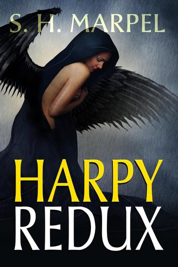 Harpy Redux - Ghost Hunters Mystery-Detective - cover
