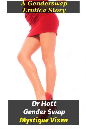 Dr Hott Gender Swap - cover