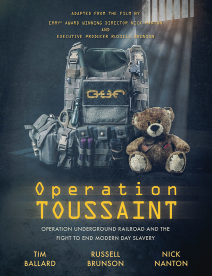Operation Toussaint - cover
