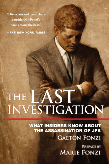 The Last Investigation - cover