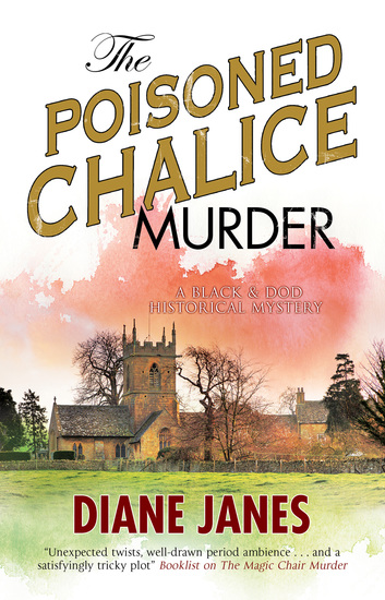 Poisoned Chalice Murder The - A 1920s English mystery - cover