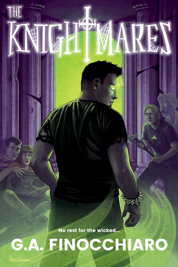 The Knightmares - cover
