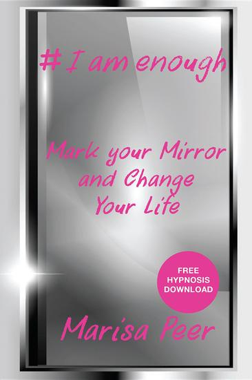 I Am Enough - Mark Your Mirror And Change Your Life - cover