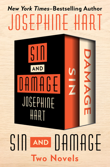 Sin and Damage - Two Novels - cover
