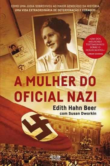 A Mulher do Oficial Nazi - cover