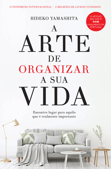 A Arte de Organizar a sua Vida - cover