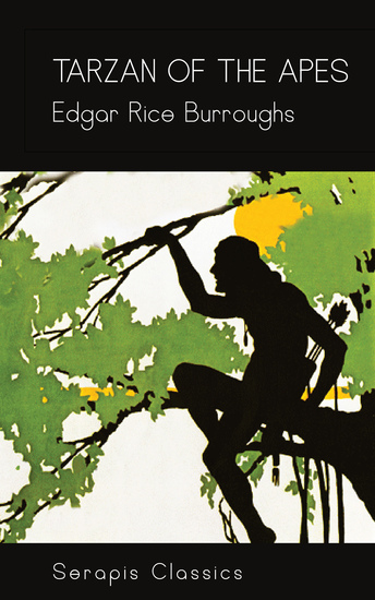 Tarzan of the Apes (Serapis Classics) - cover