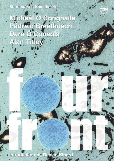 Fourfront - Short Stories from the Irish - cover