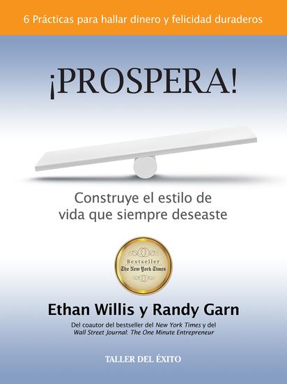 ¡Prospera! - Construye el estilo de vida que siempre deseaste - cover