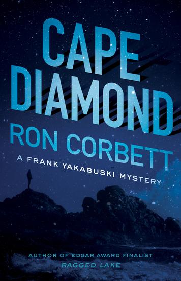 Cape Diamond - A Frank Yakabuski Mystery - cover