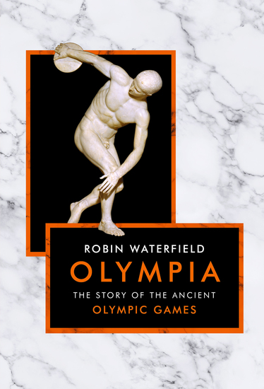 Olympia - The Story of the Ancient Olympic Games - cover
