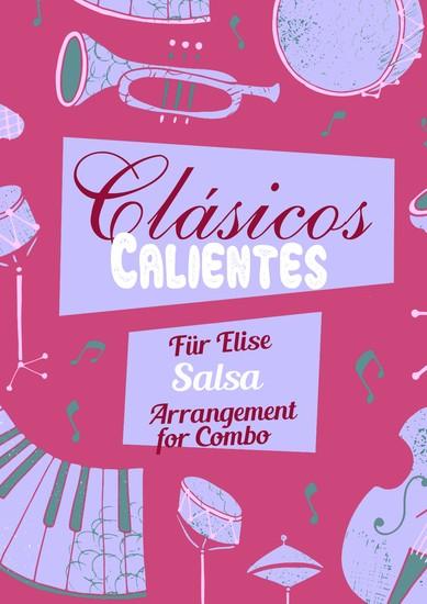 Für Elise - Salsa Arrangement - cover