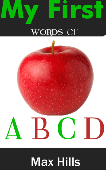 My First Words of ABCD - cover