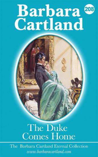 The Duke Comes Home - cover