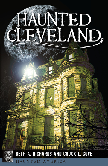 Haunted Cleveland - cover