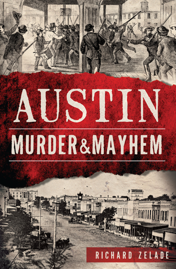 Austin Murder & Mayhem - cover