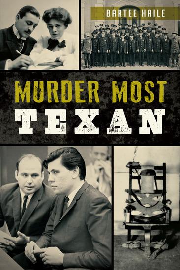 Murder Most Texan - cover
