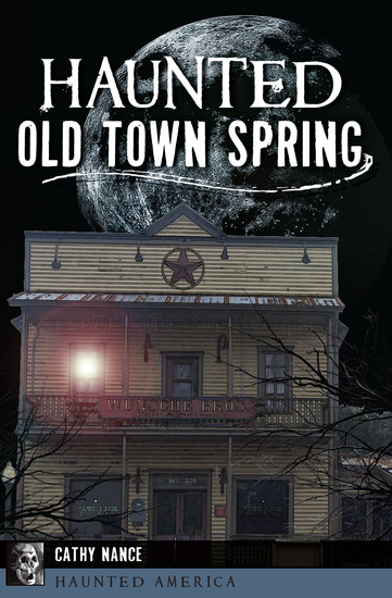 Haunted Old Town Spring - cover