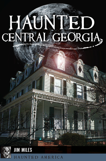 Haunted Central Georgia - cover
