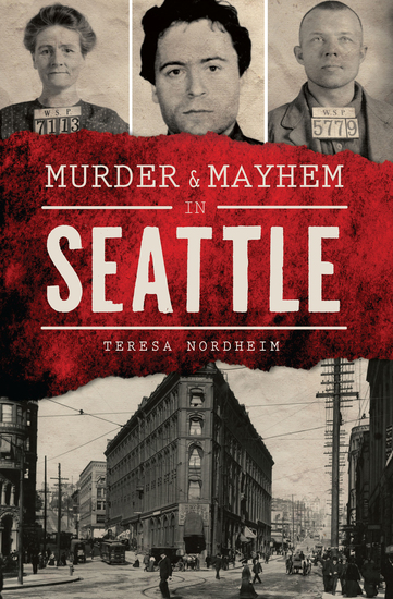 Murder & Mayhem in Seattle - cover