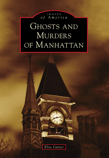 Ghosts and Murders of Manhattan - cover