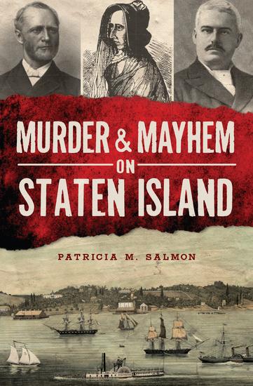 Murder & Mayhem on Staten Island - cover
