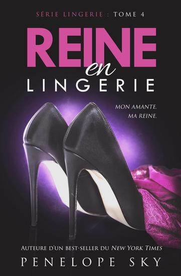 Reine en Lingerie - Lingerie #4 - cover
