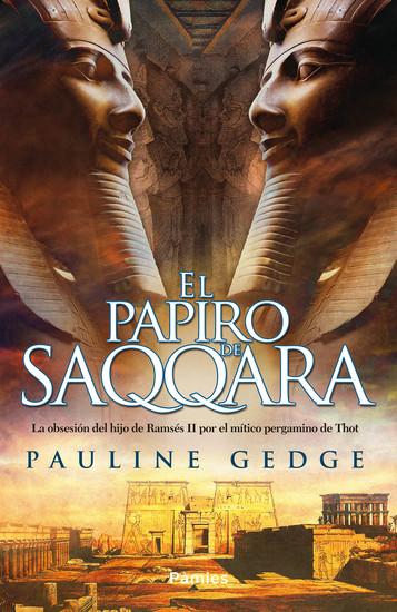 El papiro de Saqqara - cover